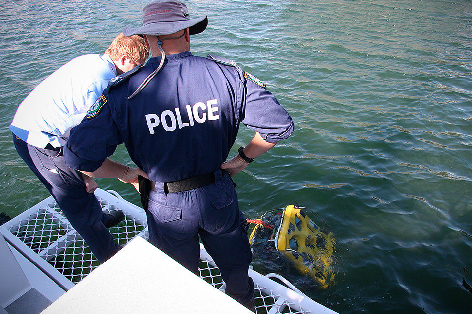 Ocean Modules Law Enforcement